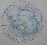 Explorateurs de l'Antarctique