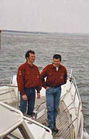 Gilles et Eric
