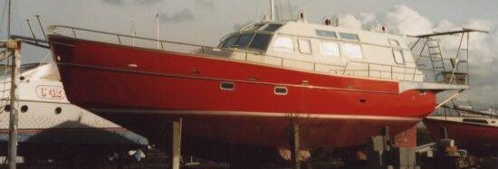 Vagabond, lors de son acquisition en 1999