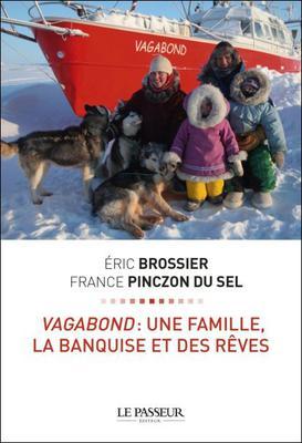 Vagabond : une famille et des rêves (couverture du livre)