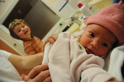 Leonie et Aurore