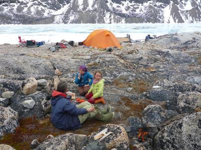 Camping mi-juin