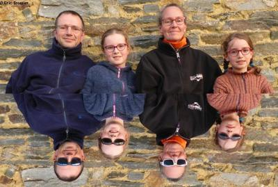 Equipage de Vagabond lunettes Essilor avril 2017