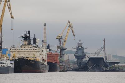 Port de Mourmansk
