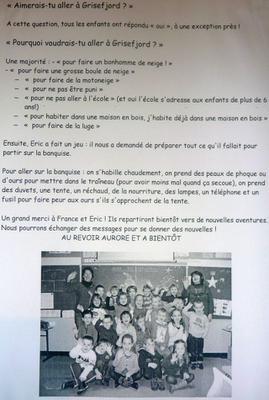 Questions classe Aurore 16 decembre 2013
