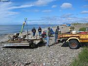 Une quinzaine d orpailleurs sauvages a Nome
