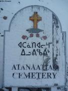 Petit cimetiere de Qikiqtarjuaq