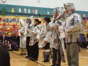Concours de amautik en papier