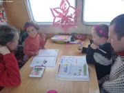 Ecole a bord