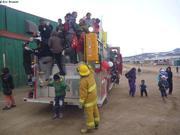 Succes du camion de pompier
