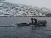 Retrouvailles en arrivant du Groenland