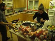 Cuisine chez Yves et Celine