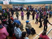 Square dance Qikiqtarjuaq