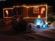 Maison de Qikiqtarjuaq Noel 2014