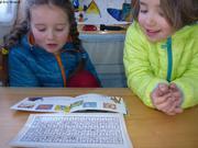 Leonie raconte en Inuktitut