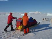 Le tour de l'ile Baffin en quatre mois