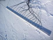 Sondes de temperatures dans la glace