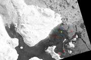 Image radar du 28 mars avec question pour equipe terrain