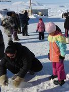 Concours de sculptures de glace