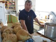 Alain cuisiner GreenEdge
