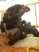 Sharif aide Noe avant tournage sous-marin