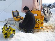 Preparation du ROV