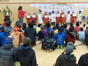 Inuksuit School Kindergarden graduation Qikiqtarjuaq 2015