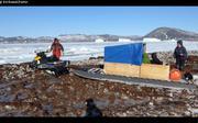 Franchissement isthme entre Vagabond et Qikiqtarjuaq