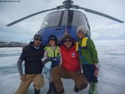 Visite pilotes helico tournage National Geographic2