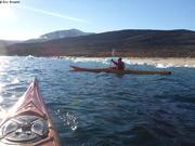 Sortie kayak avec Yves