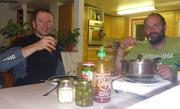 Fondue bourguignone Eric et Yves