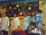 Classe Aurore concert Noel