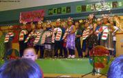 Classe Leonie concert Noel Qikiqtarjuaq