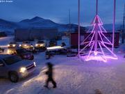 Arbre de Noel Qikiqtarjuaq