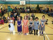 Concours de princesses Qikiqtarjuaq