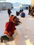 Concours sculpture neige