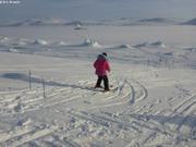 Leonie slalom