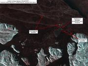 Ile de glace sud-est de Qikiqtarjuaq
