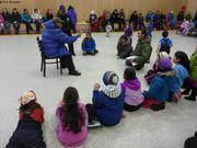 Jeux de Paques Qikiqtarjuaq