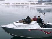 Tom et Eric partent chasser le phoque