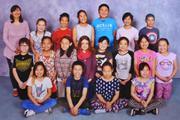 Classe Aurore grade 5 Arctic Bay 2019-2020