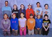 Classe Leonie grade 8 Arctic Bay 2019-2020