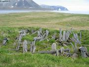 Avan site d habitations esquimaudes