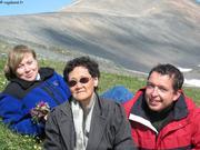 Croix rouge de Tchoukotka Representants des Tchouktches et du gouvernement