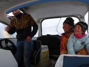 Taxi bateau pour l'aeroport