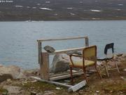 Poste de chasse au phoque