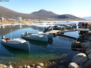 Port de Qikiqtarjuaq 31 aout