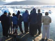 Curiosite des jeunes a l'egard des plongeurs