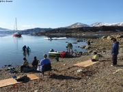 Baptemes de plongee a Ilutalik