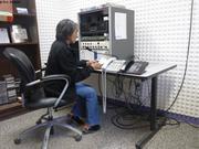 Annonce radio locale pour projection publique